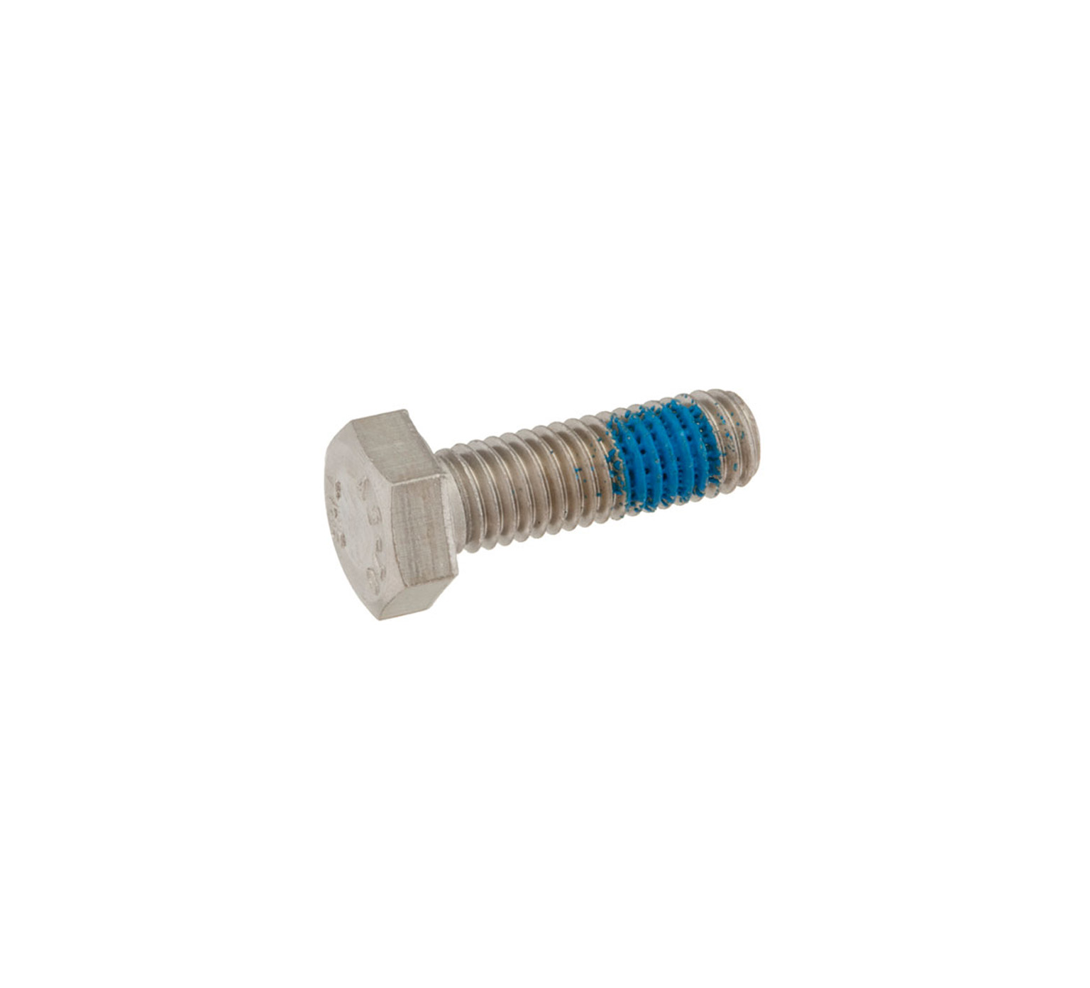 12333 Stainless Steel Hex Screw - M8 Thread x 1 in alt 1