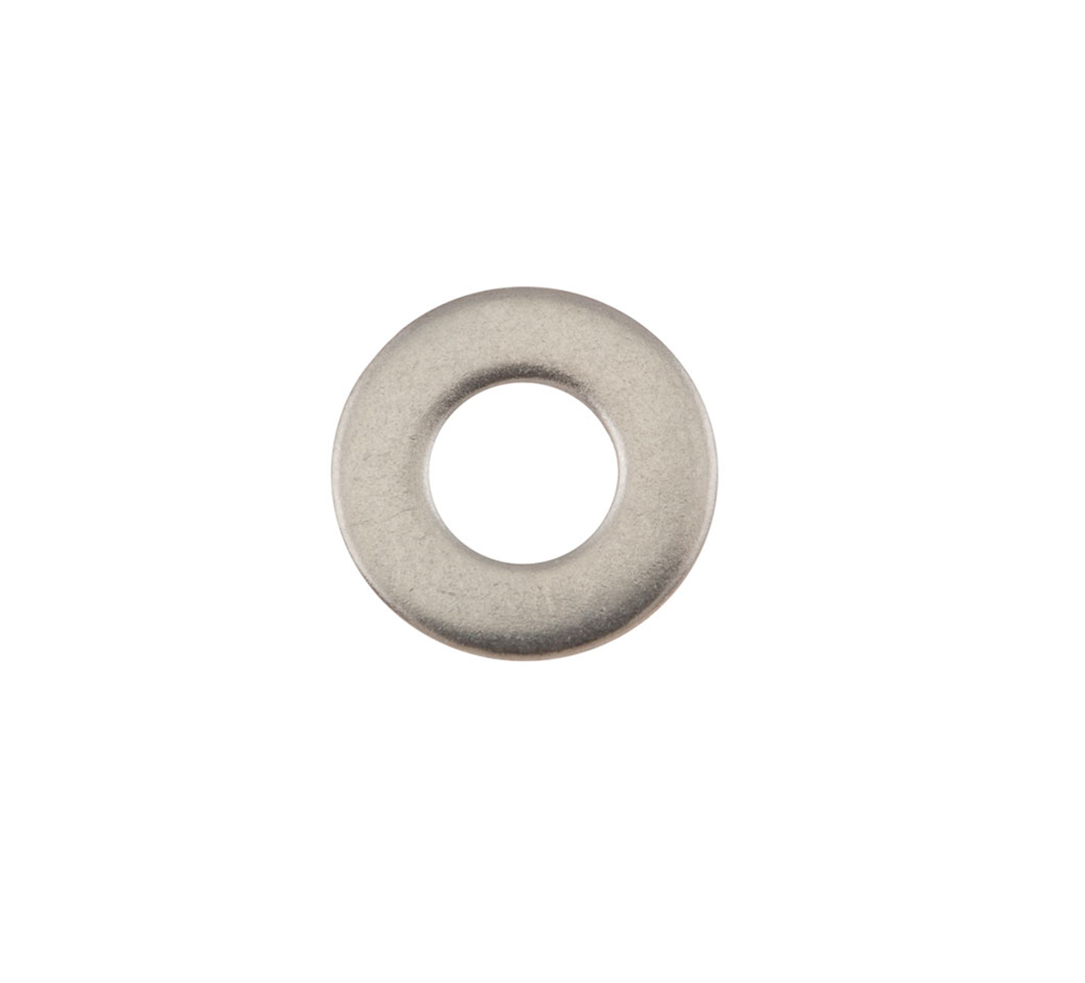 140011 Stainless Steel Flat Washer - 0.438 OD x 0.205 ID x 0.031 in alt 1