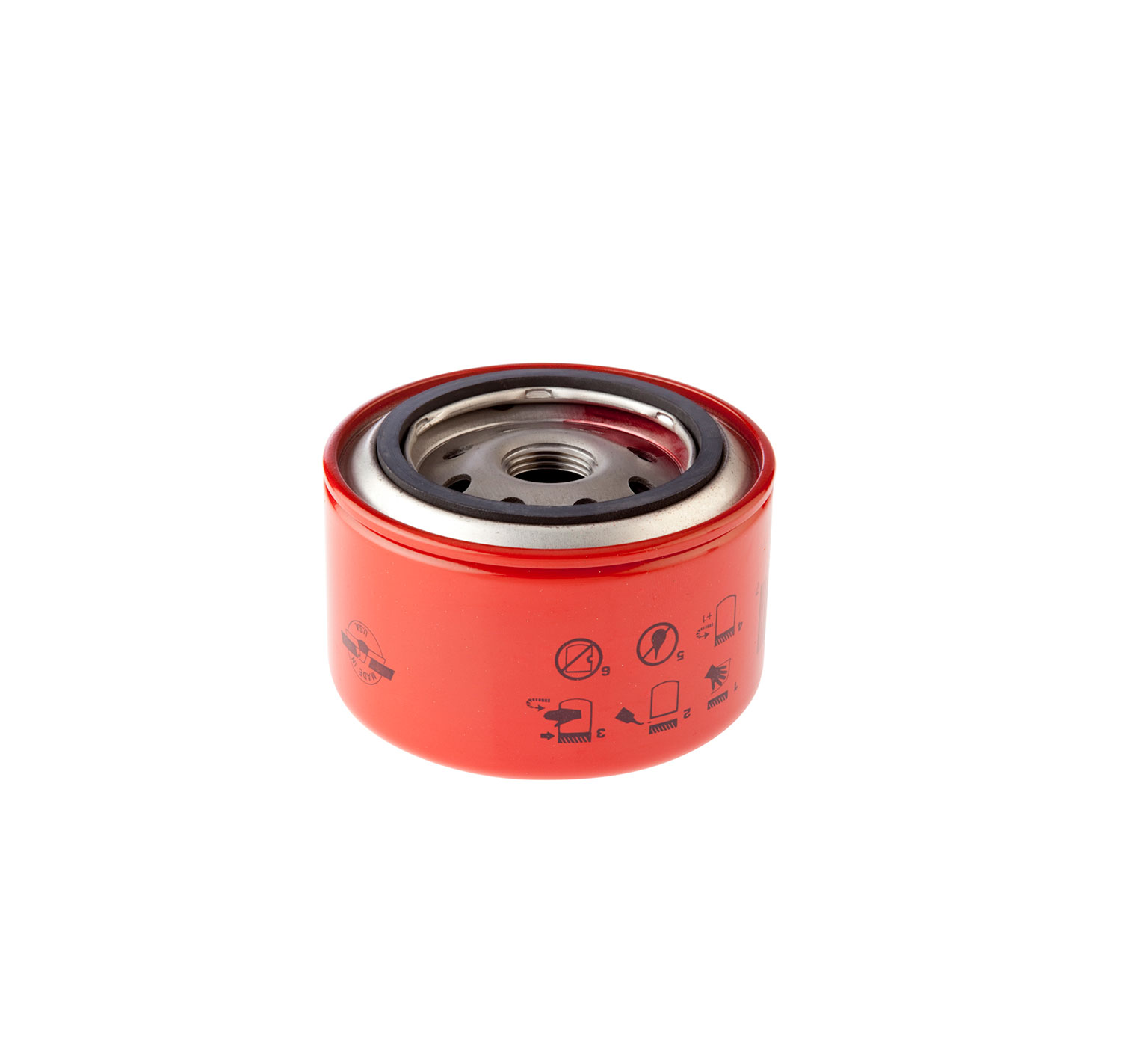 19205 Spin-On Engine Oil Filter Element alt 1