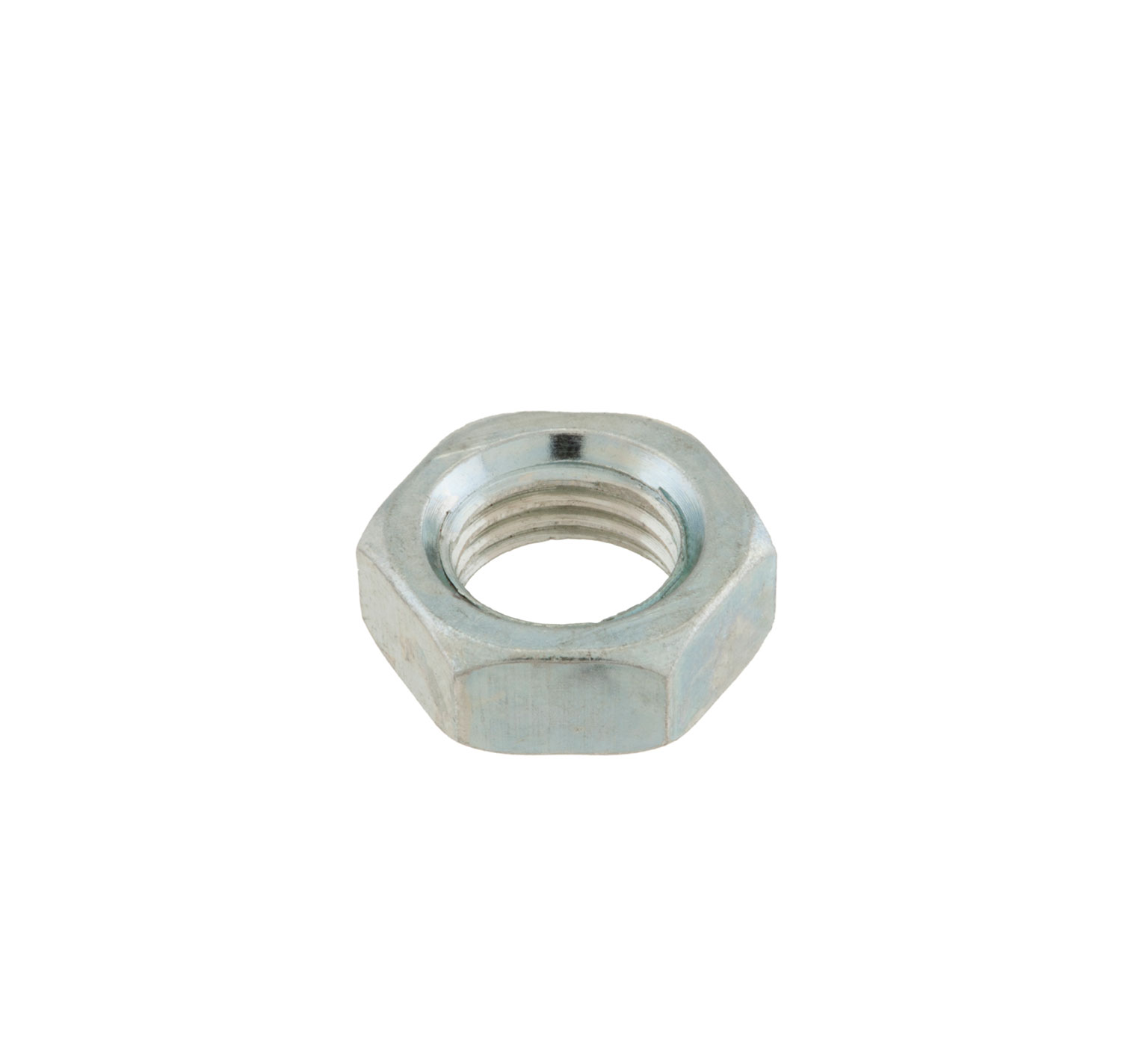 20171 Carbon Steel Hex Nut - 0.56 x 0.22 in alt 1