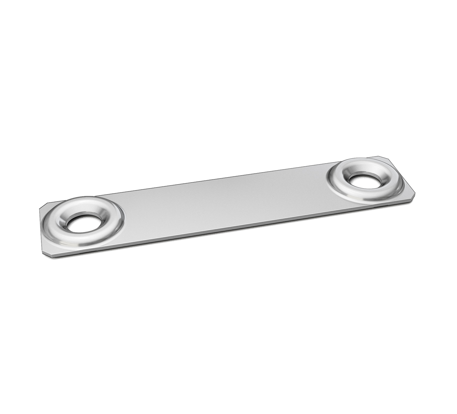 222182 Stainless Steel Link - 5.675 x 1.25 x 0.155 in alt 1