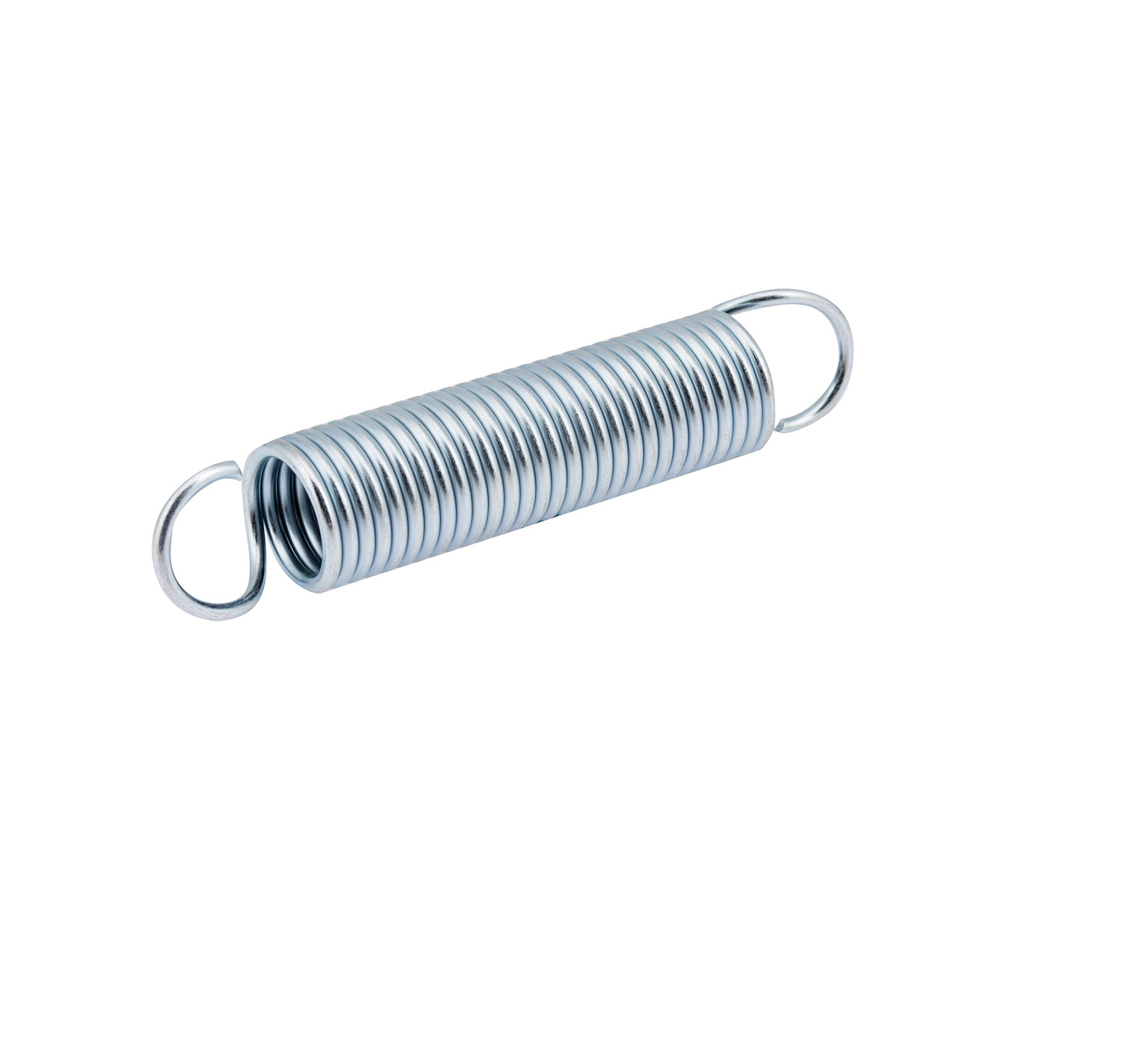222236 Music Wire Extension Spring - 1 x 5 in alt 1