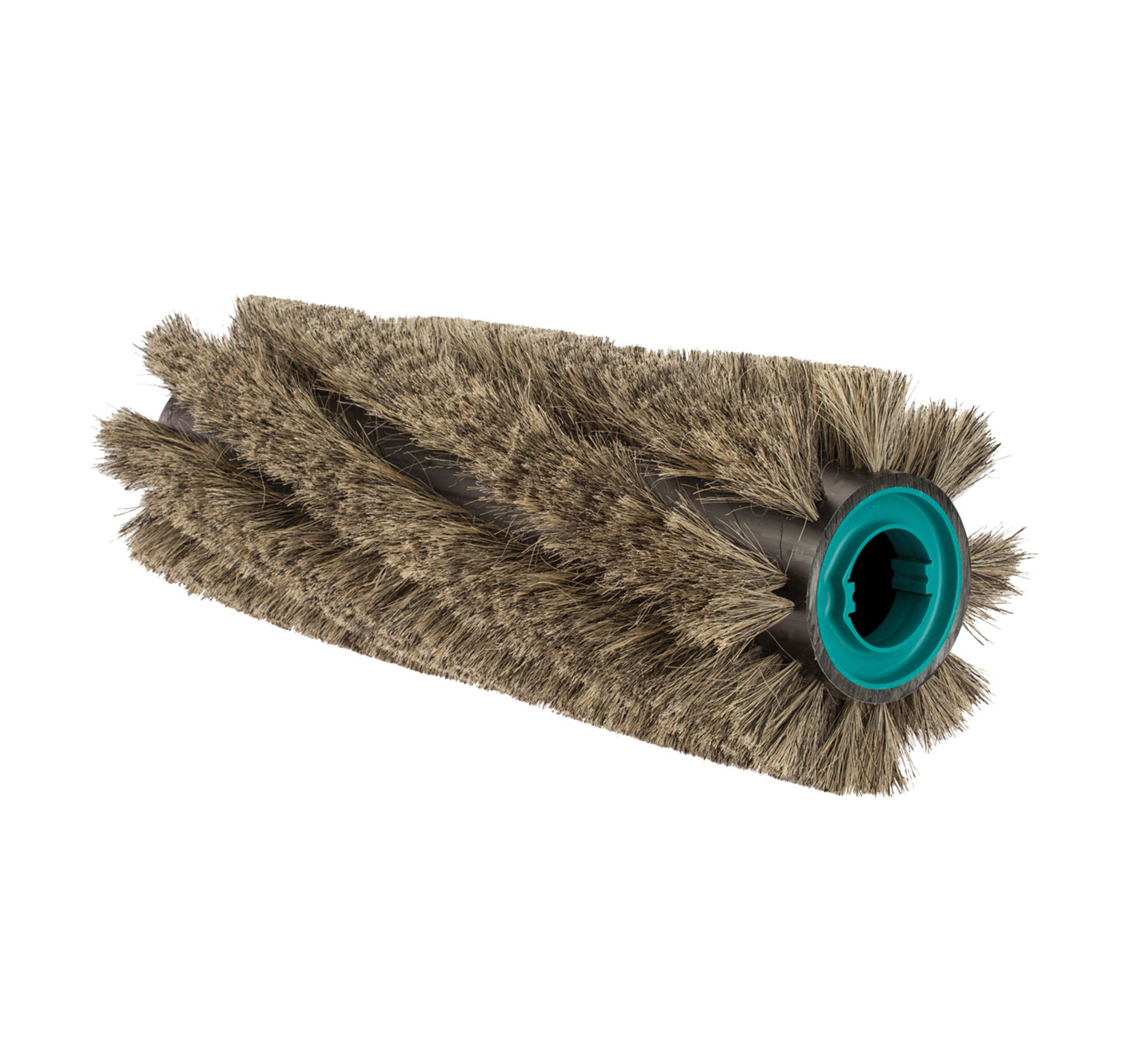 22620 Natural Fiber/Wire Double Row Brush – 42 x 14 in alt 1