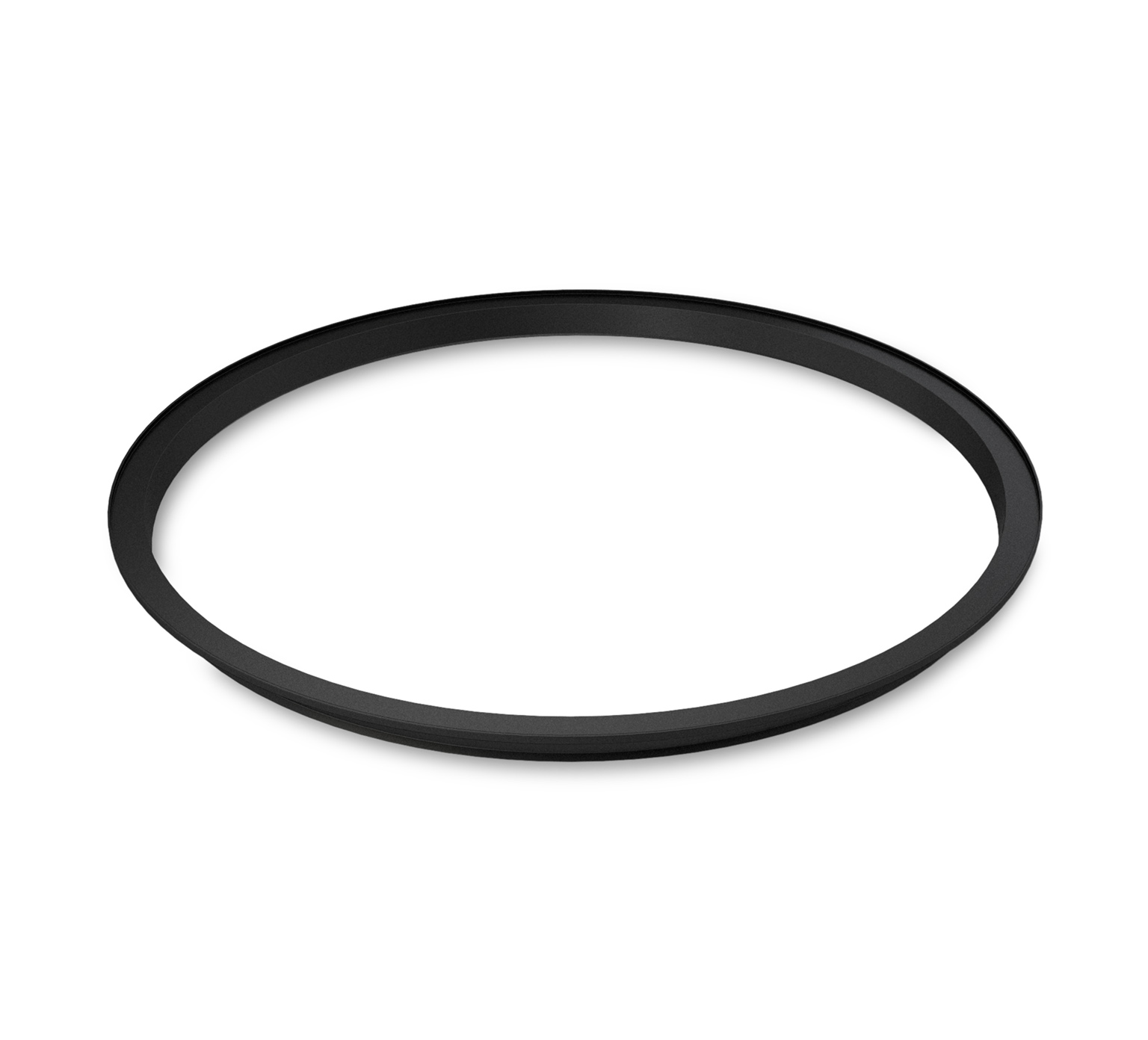 230888 16 Gauge. Steel Dust Shield Ring alt 1