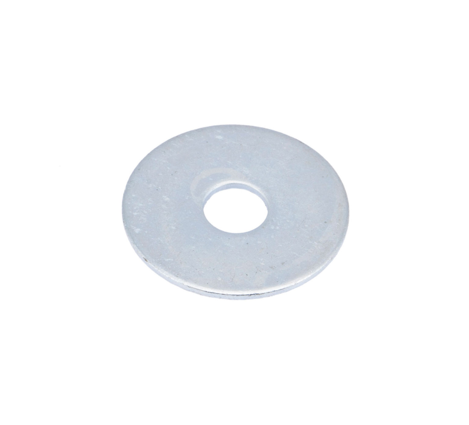 30013 Steel Flat Washer - 1.26 x 0.01 in alt 1