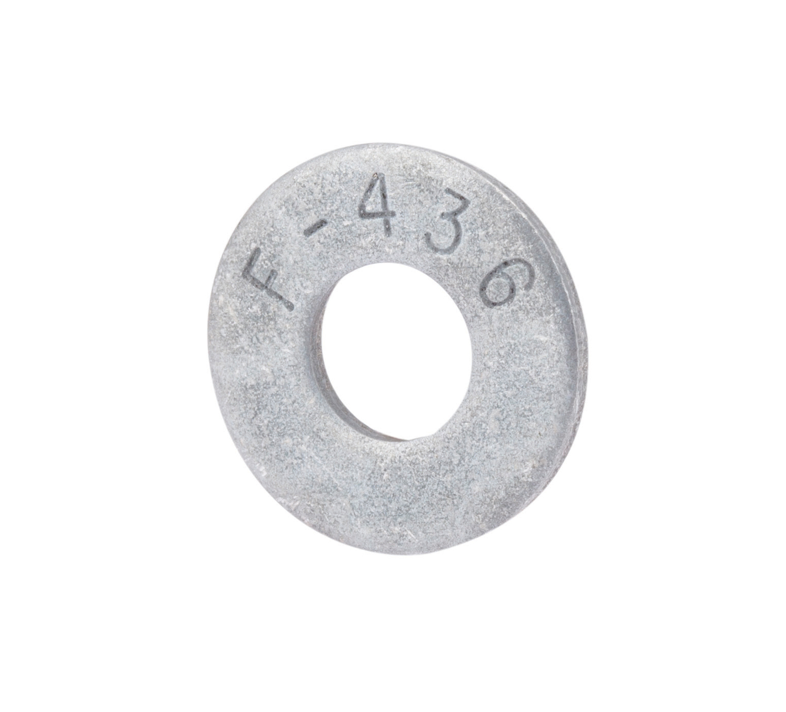 32491 Steel Flat Washer - 0.875 x 0.083 in alt 1