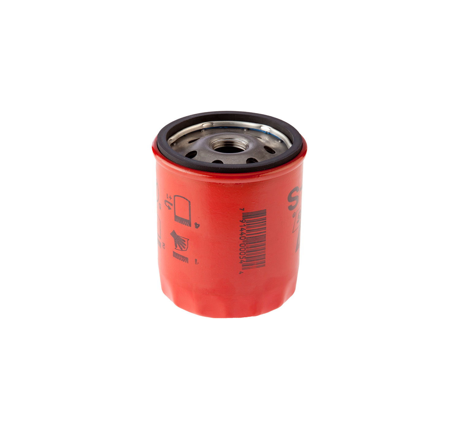 371972 Spin-On Engine Oil Filter Element alt 1