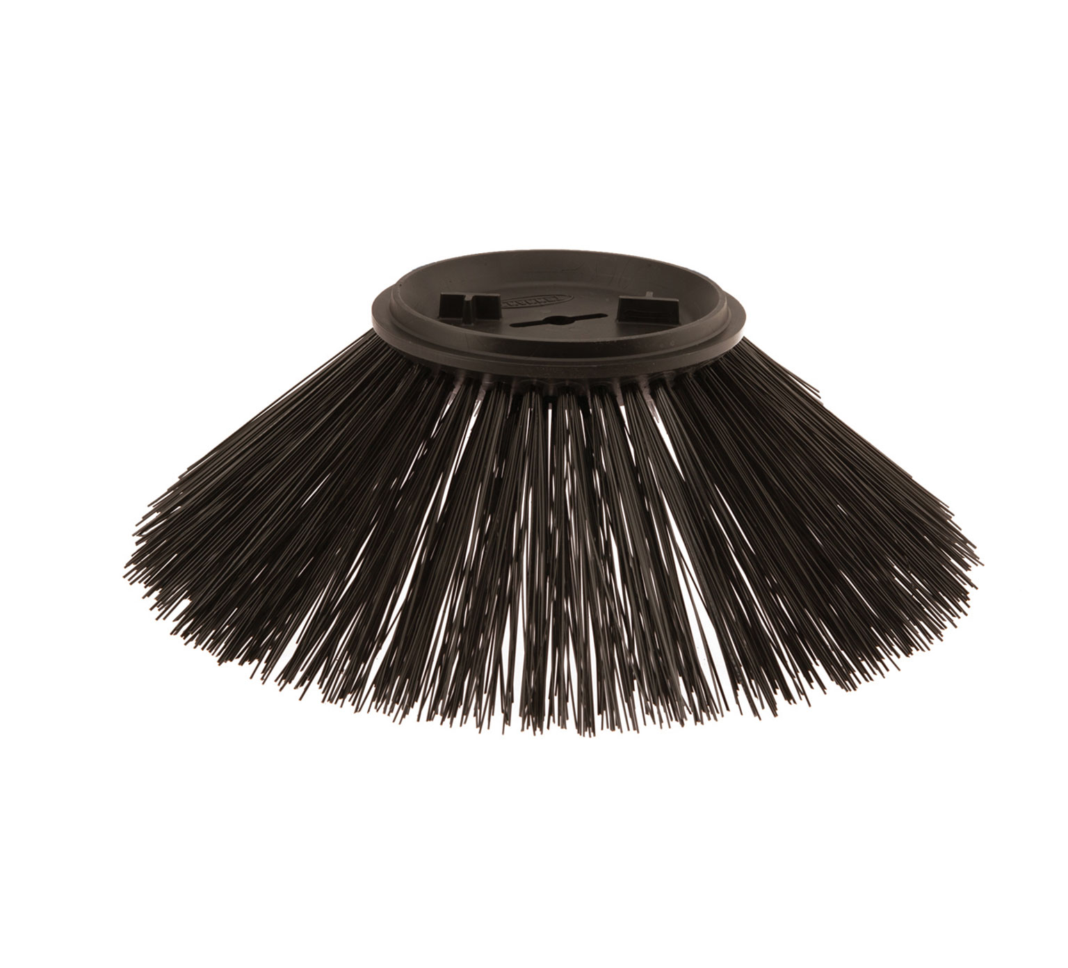 378804 Polypropylene Disk Sweep Brush – 16.5 in / 419 mm alt 1