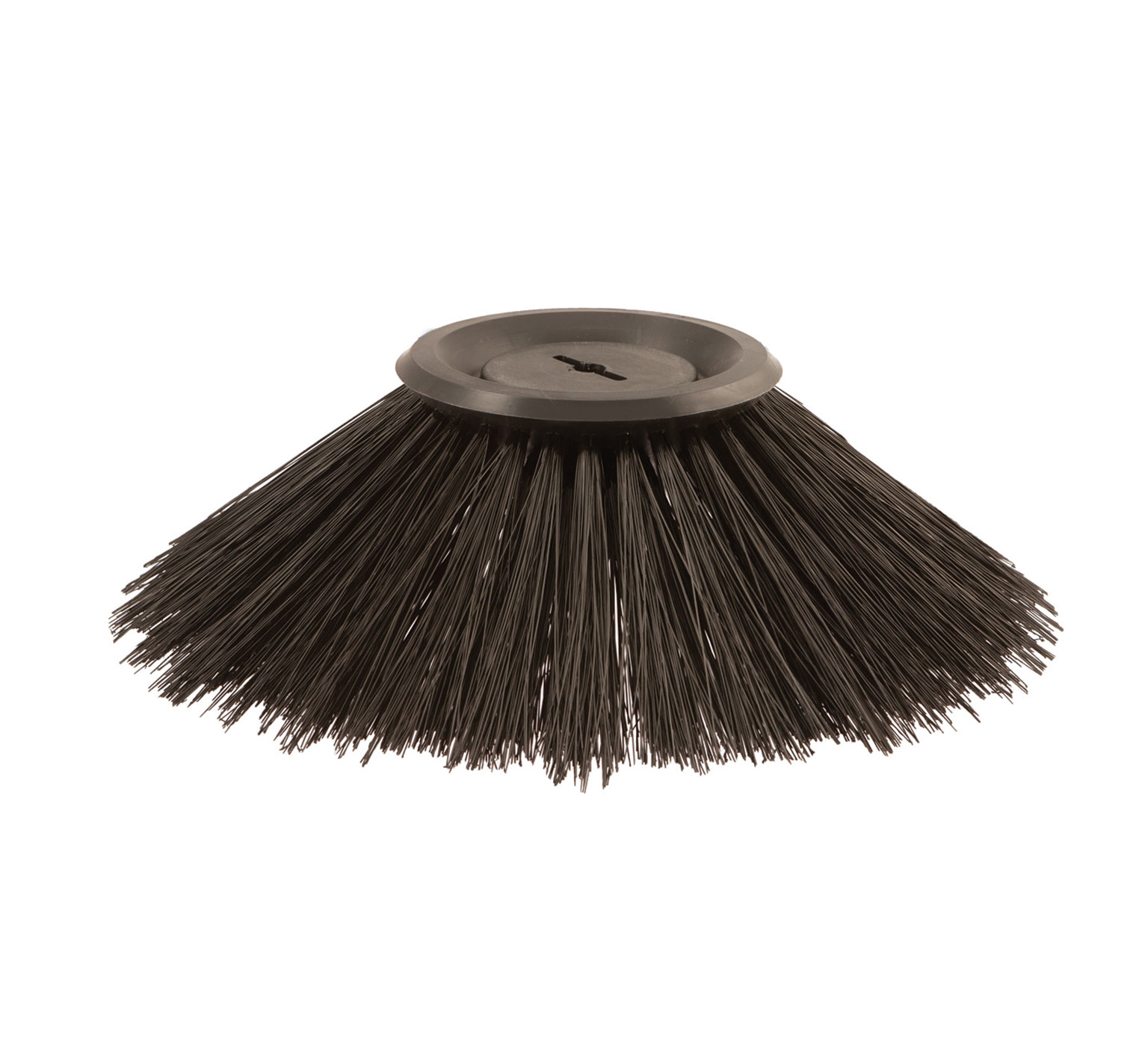 384473 Polypropylene Disk Sweep Brush – 16.5 in / 419 mm alt 1