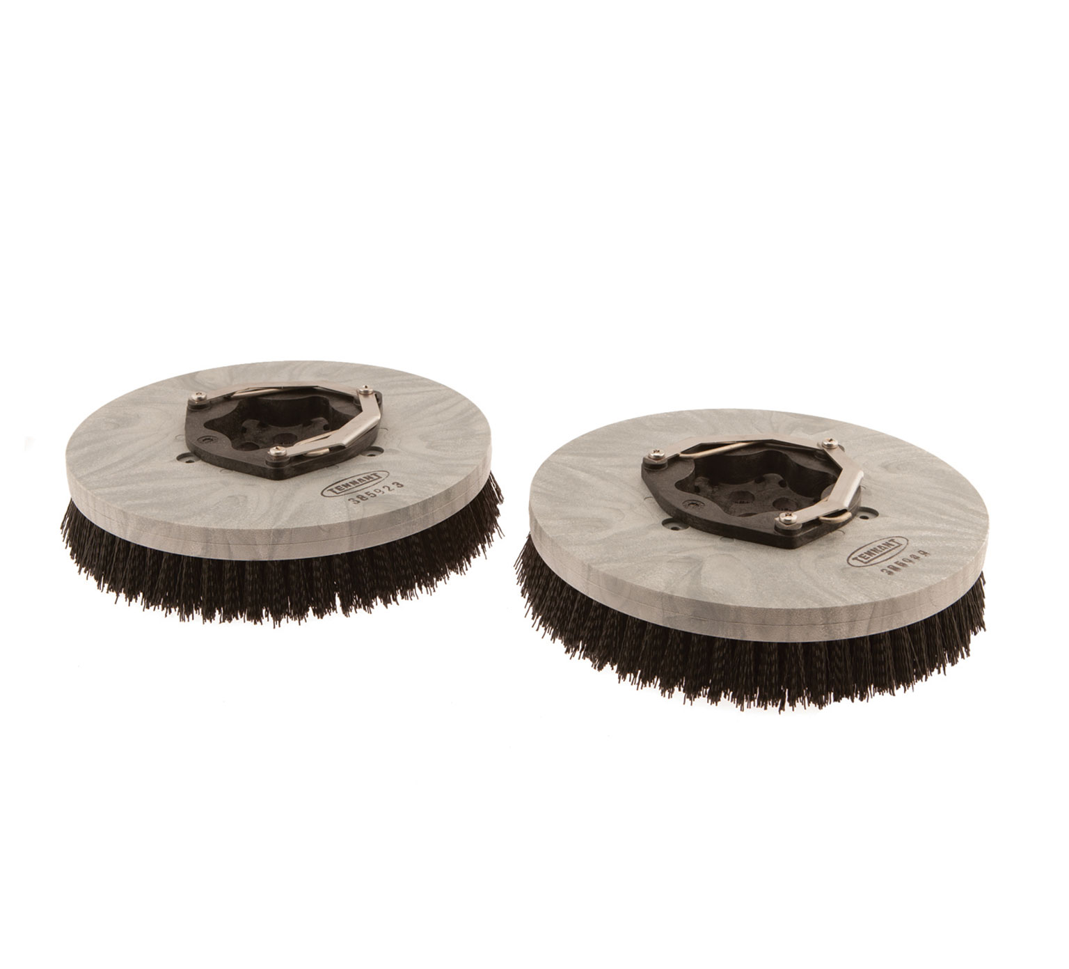 385926 13 in / 330 mm Polypropylene Disk Scrub Brush alt 1