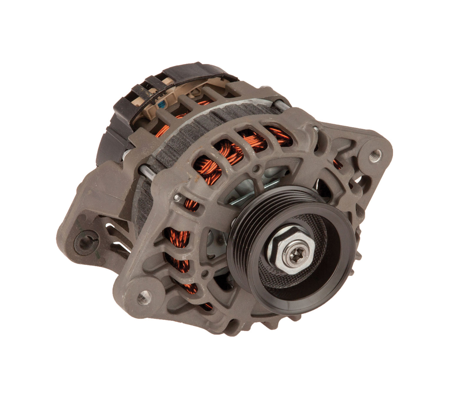 393209 12 Volt Alternator alt 1