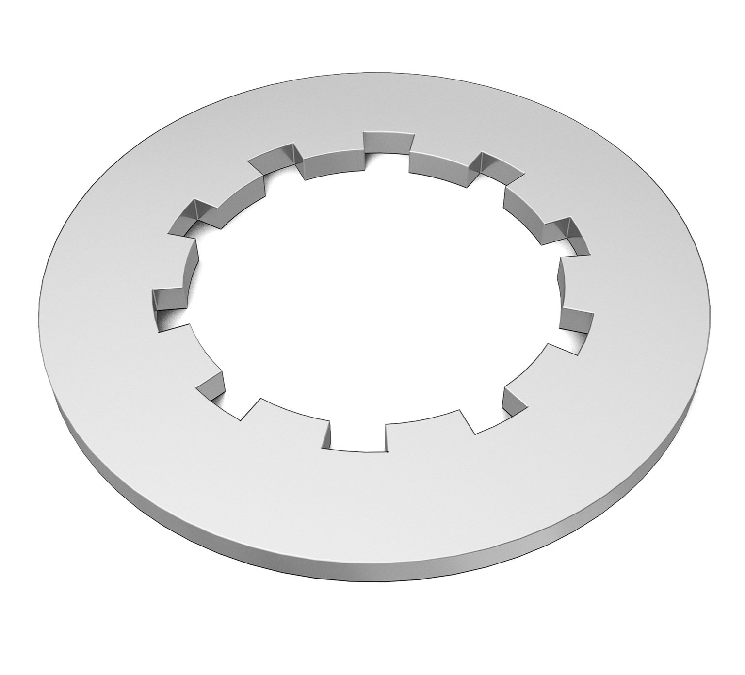 43953 Stainless Steel Lock Washer - 0.68 x 0.04 in alt 1