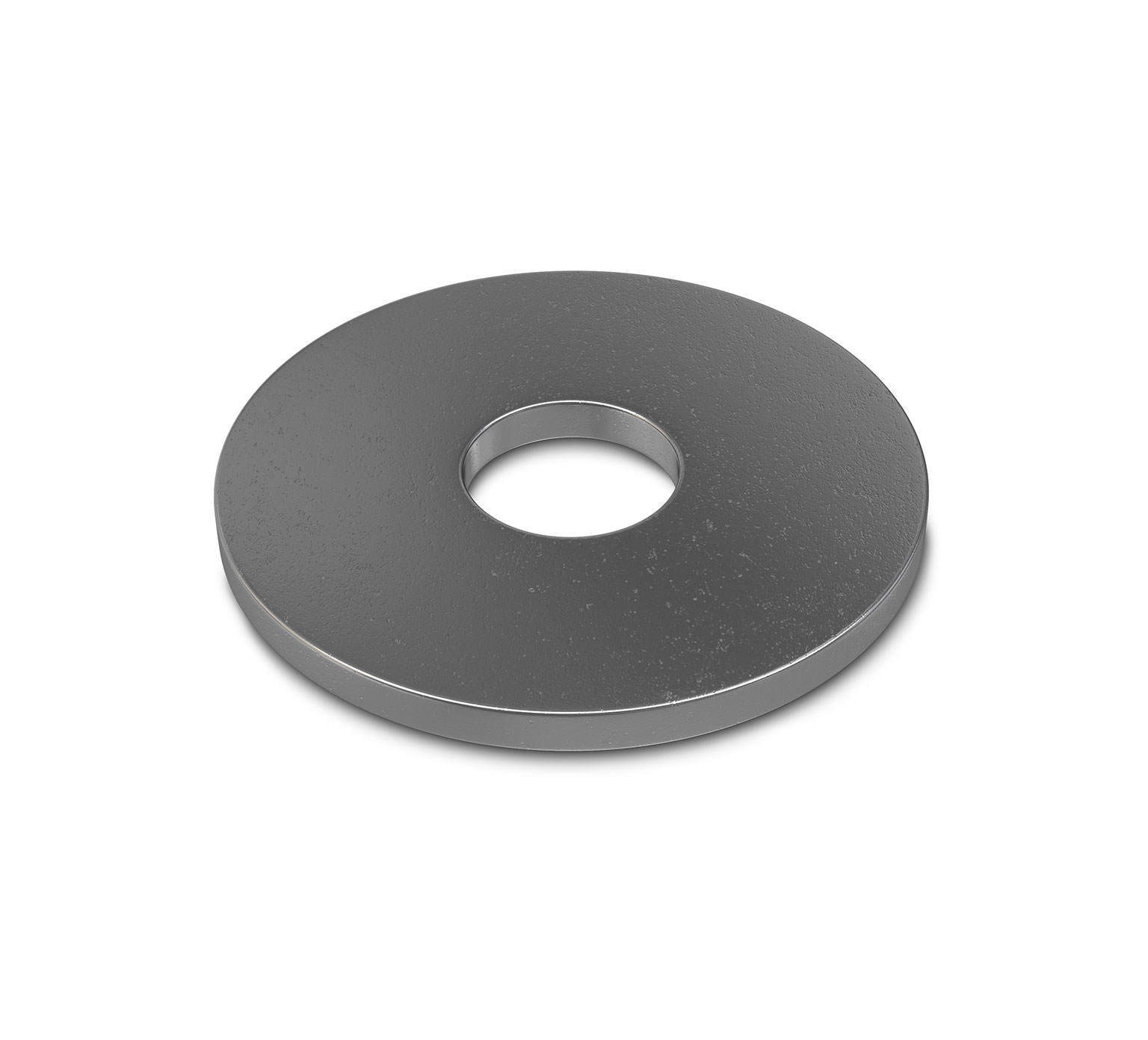 51564 Steel Flat Washer - 1.75 OD x 0.531 ID x 0.11 in alt 1