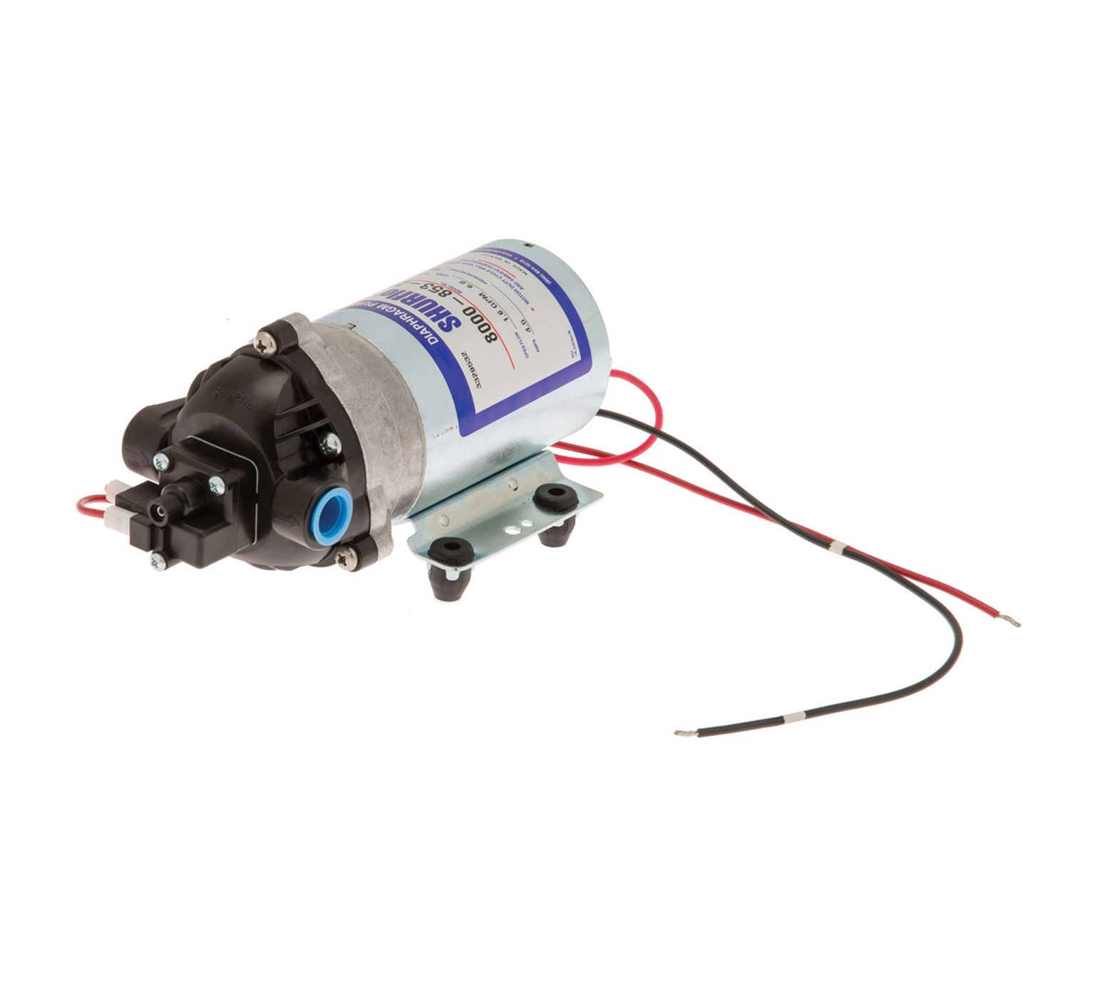 603031 24 Volt Solution Pump alt 1