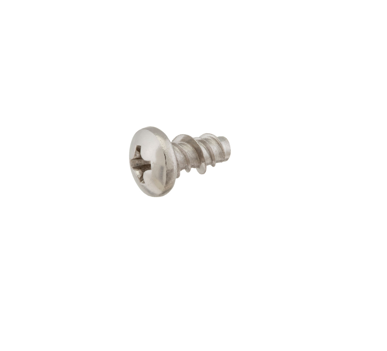 606915 Stainless Steel Phillips Pan Screw - 0.32 in alt 1