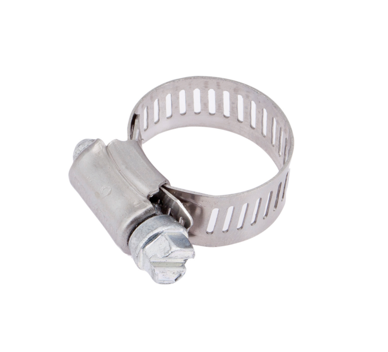 63810 Stainless Steel Hose Clamp - 0.5 - 1.12 in x 0.5 in alt 1