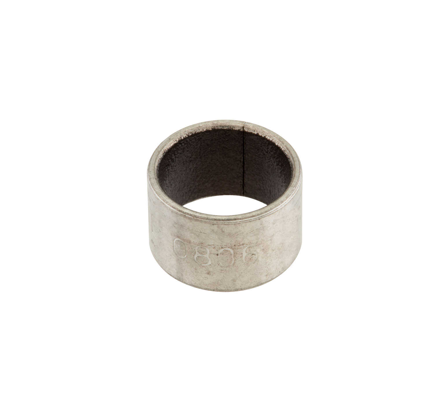 64173 Tin Bushing - 0.594 OD x 0.502 x 0.375 in alt 1