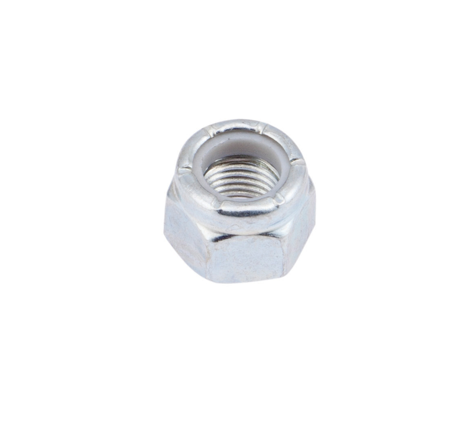 67312 Hex Lock Nut - 0.562 x 0.468 in alt 1