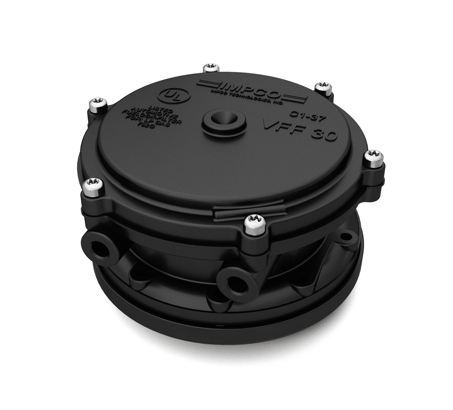 73020 Fuel Lock Filter - 2.6 in alt 1