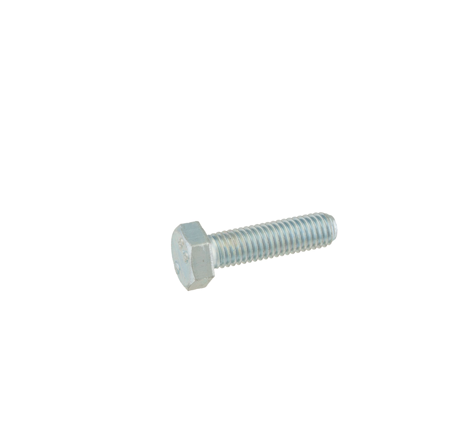 76570 Steel Hex Screw - M8 Thread x 1.19 in alt 1
