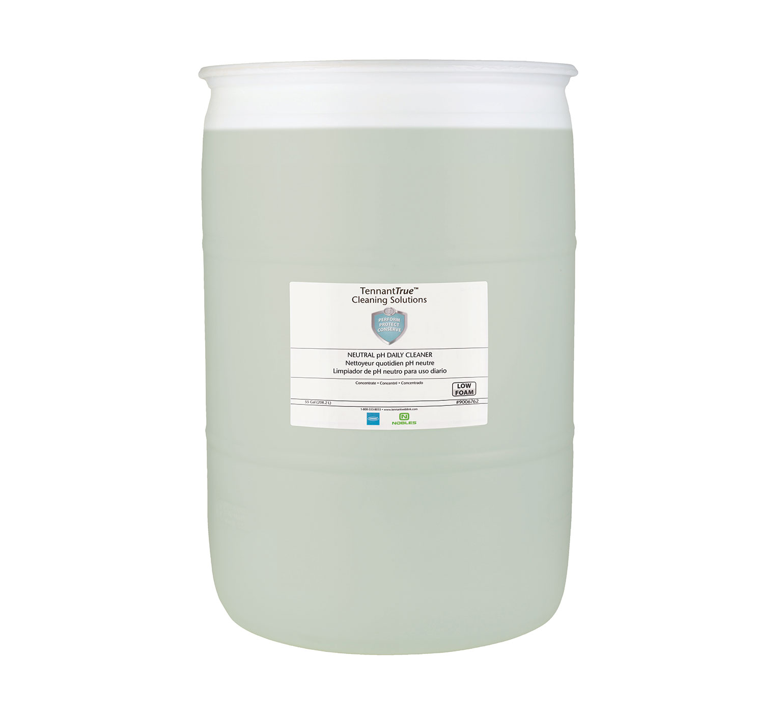 9006762 Clear Neutral pH Daily Cleaner – 55 gallon alt 1