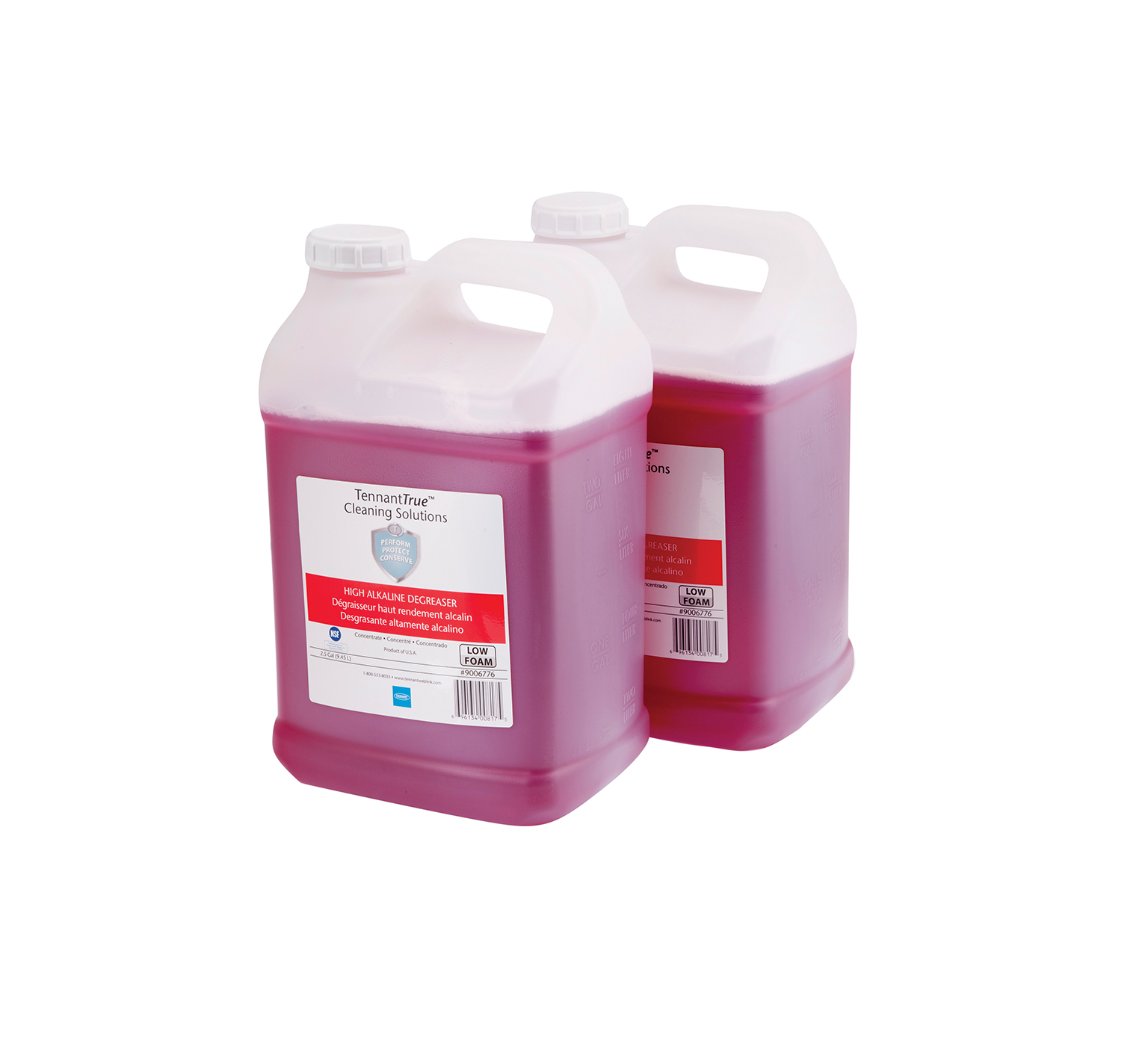 9006776 Red High Alkaline Degreaser – (2) 2.5 gallon alt 1