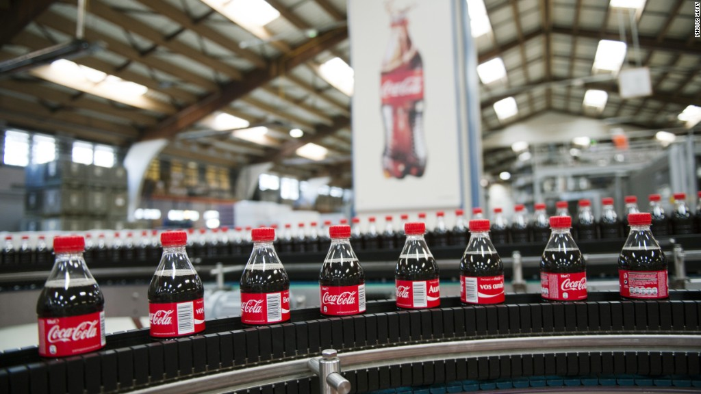Coca-Cola Orbio equipment Case Study