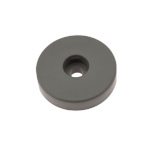 1010560 High-Density Polyethylene Molded Wheel alt