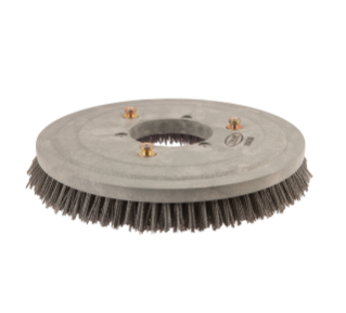 1016763 Abrasive Disk Scrub Brush Assembly – 17 in / 432 mm alt