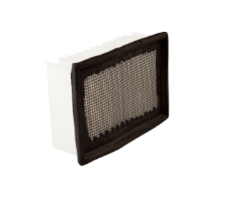1037821 Cellulose Fiber Dust Panel Filter – 2.3 x 4.5 Ix 6.4 alt