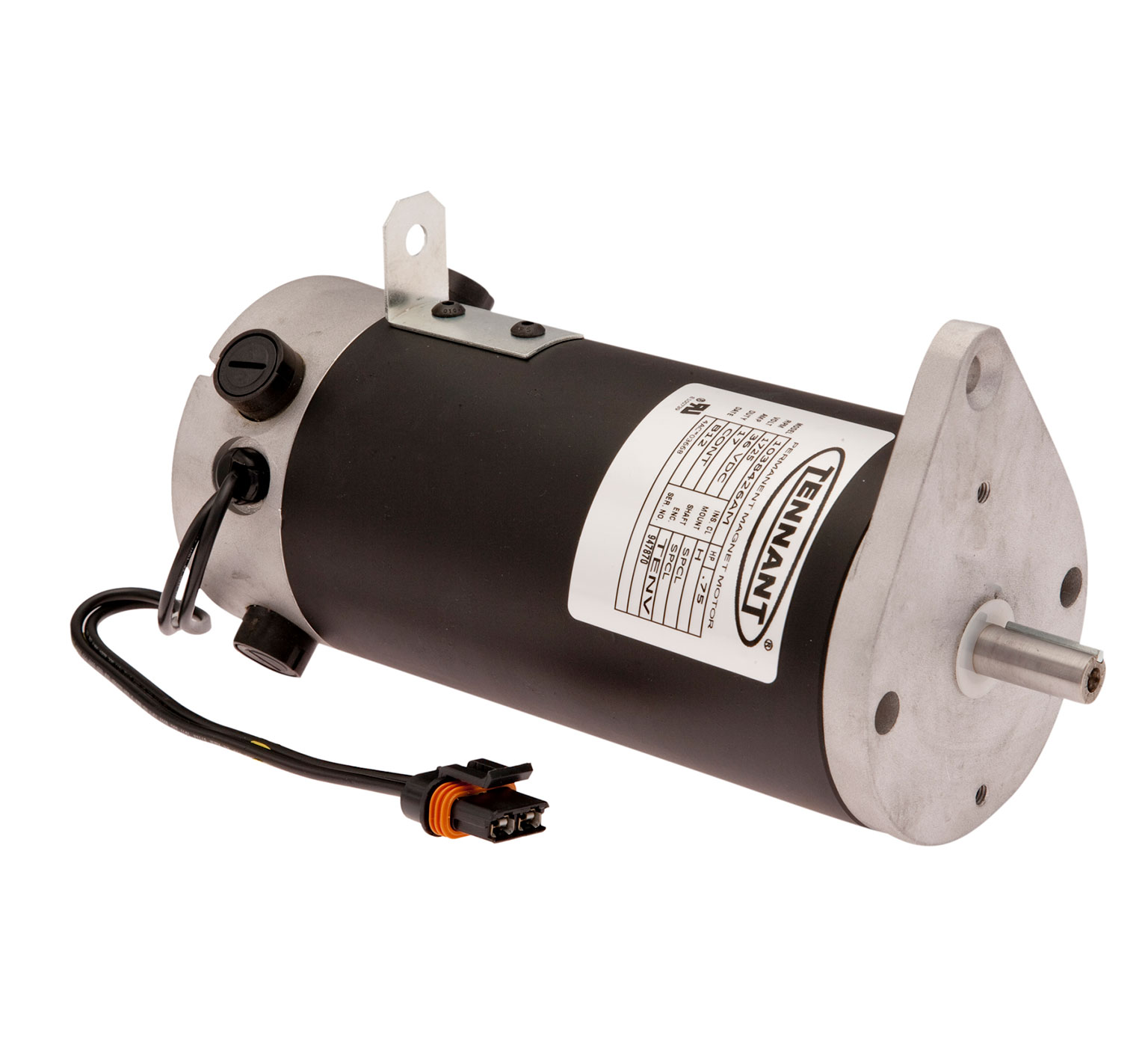 1038426am Electric Motor 75 Hp 36 Volt Alt 1