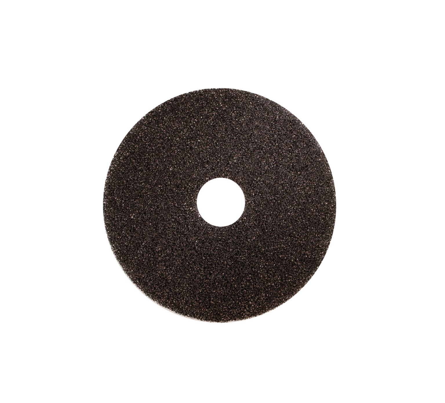3m Black Stripping Pad 17 In 432 Mm 1050262