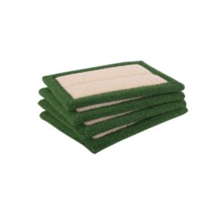 1074740 Tampon de récurage vert Americo – 20x 14po / 508x 356mm alt
