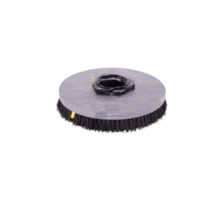 1220224 Polypropylene Disk Scrub Brush Assembly – 16 in / 406 mm alt