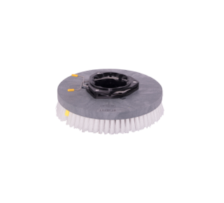 1220230 Assemblage de brosse de récurage à disque en nylon – 13po / 330mm alt