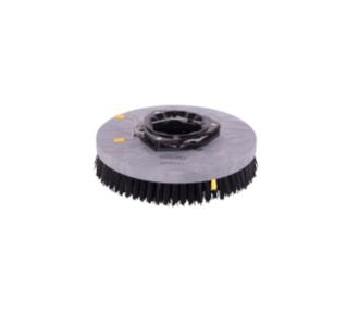 1220231 Assemblage de brosse de récurage à disque en polypropylène HD – 13po / 330mm alt