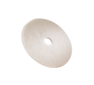 17260 3M White Polishing Pad – 20 in / 508 mm alt