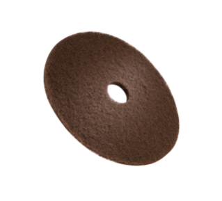 17263 3M Brown Stripping Pad – 20 in / 508 mm alt