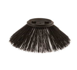 378804 Polypropylene Disk Sweep Brush – 16.5 in / 419 mm alt
