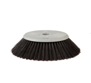 59431 Polypropylene Disk Sweep Brush – 23 in / 584 mm alt