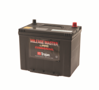 77602 12 Volt Wet Trojan Battery alt