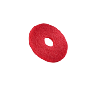 89048 3M Red Buffing Pad – 13 in / 330 mm alt