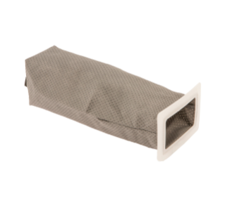 900034 Sacs filtrants antipoussière en tissu – 5,9 x 4po / 150 x 102mm alt