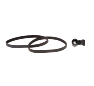 9004282 Serpentine Belt Kit with Installation Tool - 0.44 in (set of 2) alt