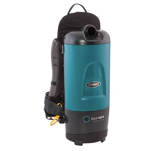 V-BP-6 / V-BP-6B / V-BP-10 Backpack Vacuum   Tennant Company