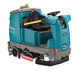 T16AMR Industrial Robotic Floor Scrubber alt
