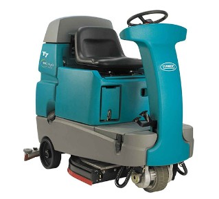 T7 Ride-On Floor Scrubber alt