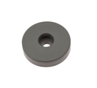 1010560 High-Density Polyethylene Molded Wheel alt