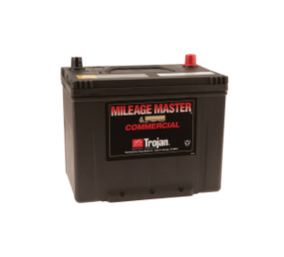 10137 12 Volt Wet Trojan Battery alt