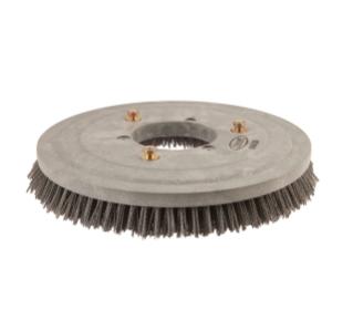 1016763 Abrasive Disk Scrub Brush Assembly – 17 in / 432 mm alt
